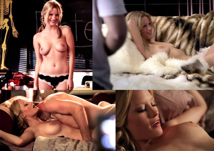 Ashley Hinshaw doce tentacao nua