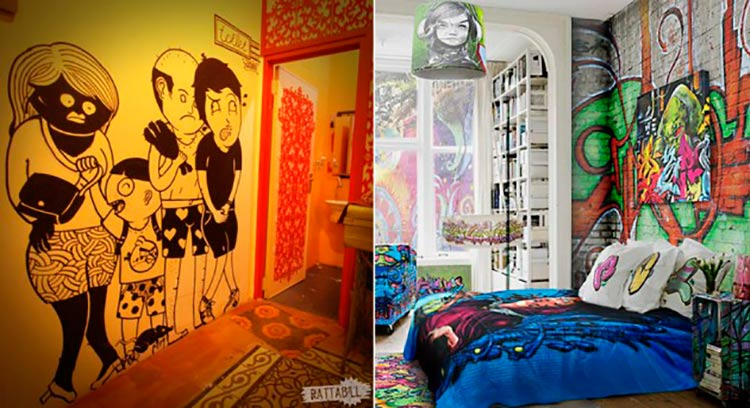 casa-decoracao-grafitti