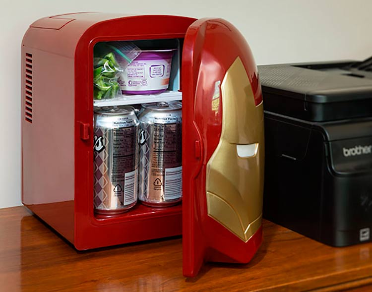 mini-geladeira-homem-de-ferro