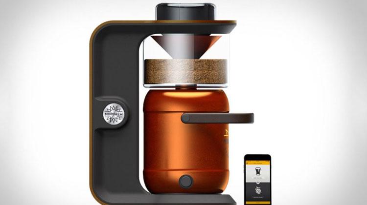 Minibrew, a máquina de cerveja artesanal para ter em casa