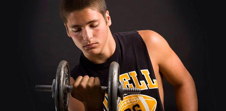 Musculação na adolescência