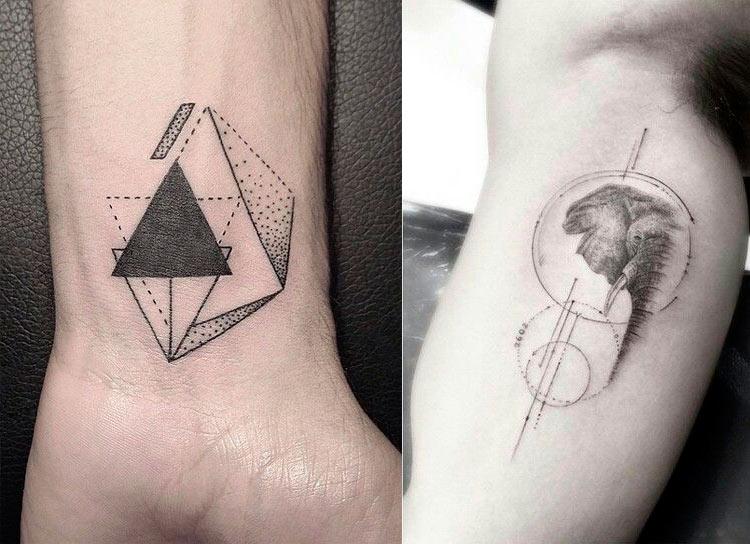 tatuagem-geometrica-pulso-antebraco-homem
