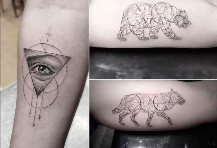 tatuagens-geometricas