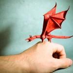 Gonzalo Calvo, o Rei do Origami!