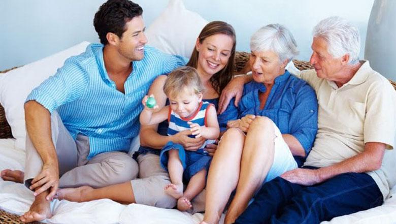 A influência da família em nossas vidas