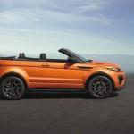 Range Rover Evoque Conversível