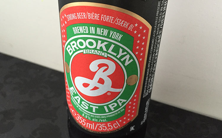 Cerveja Brooklyn East India Pale Ale