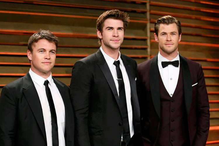 hemsworth brothers