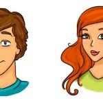 14 ilustrações que mostram a diferença entre homens e mulheres