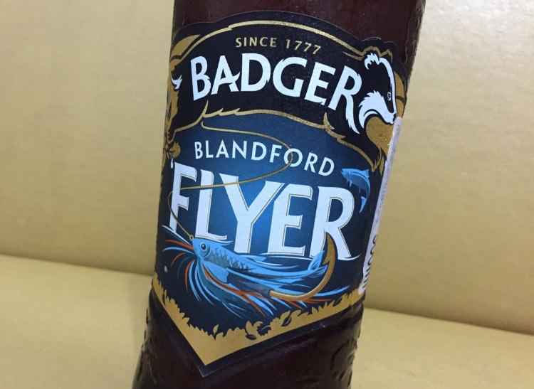 Badger Balndford Flyer
