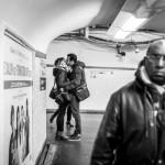 Amor em espaços públicos