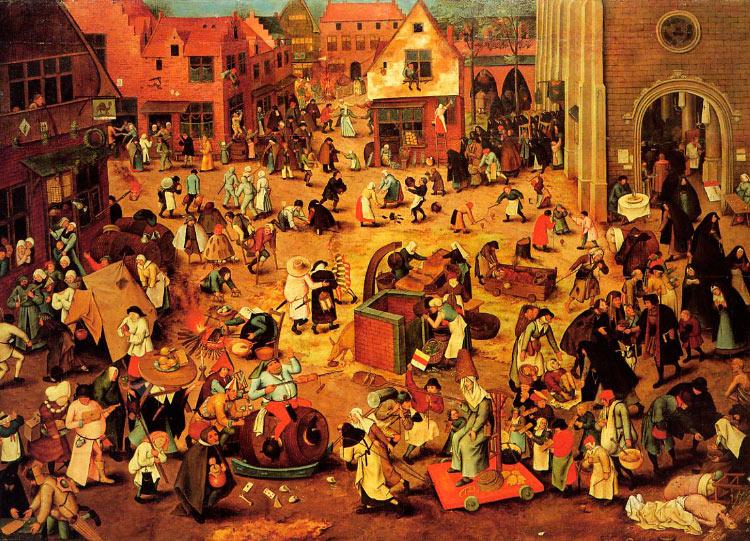 carnaval-antiguidade