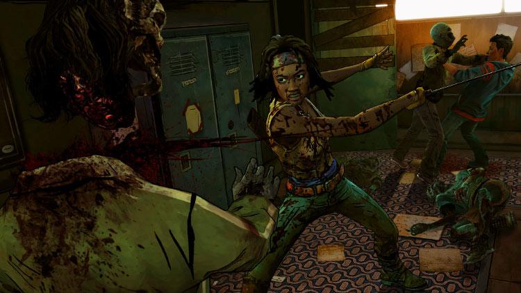 The-Walking-Dead--Michonne-Episode-2