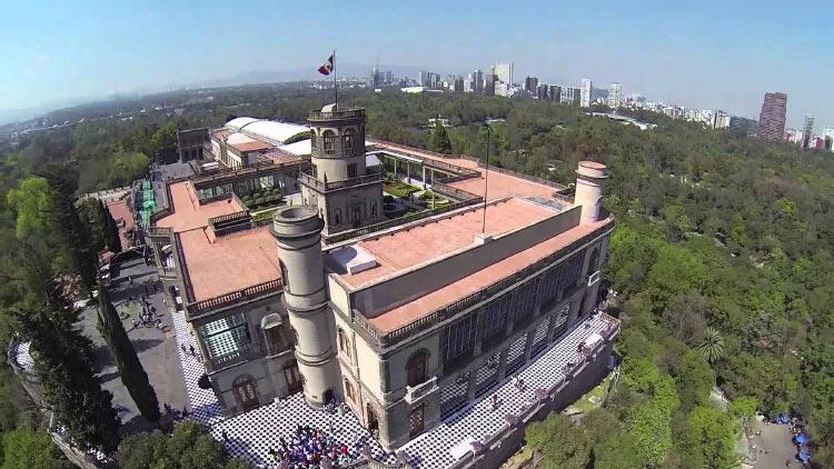 Castelo-de-Chapultepec