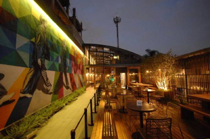 Bar Inspirado No High Line De Ny 233 Inaugurado Em Sp Tudo