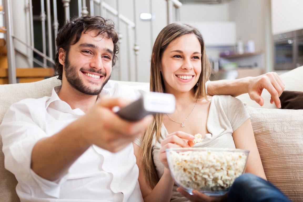 Nove filmes para ver com a namorada