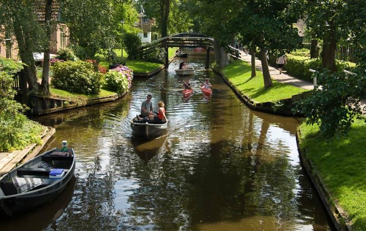 Giethoorn-turismo