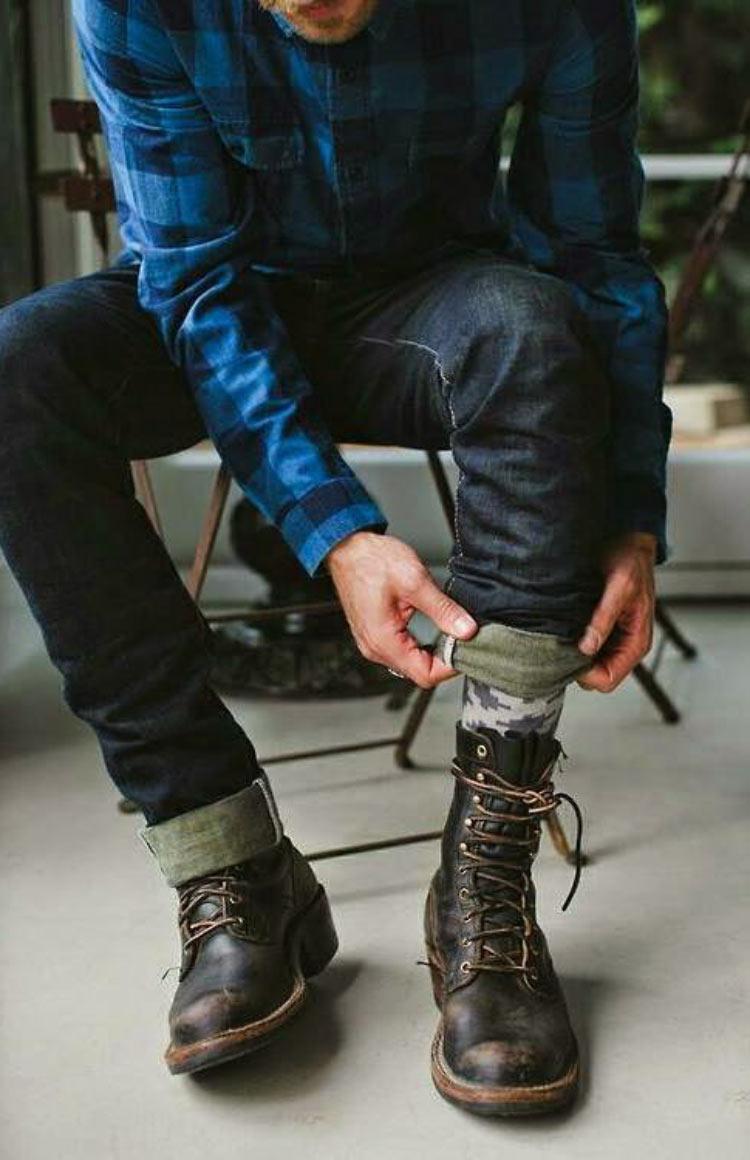 bota-masculina-meia-colorida