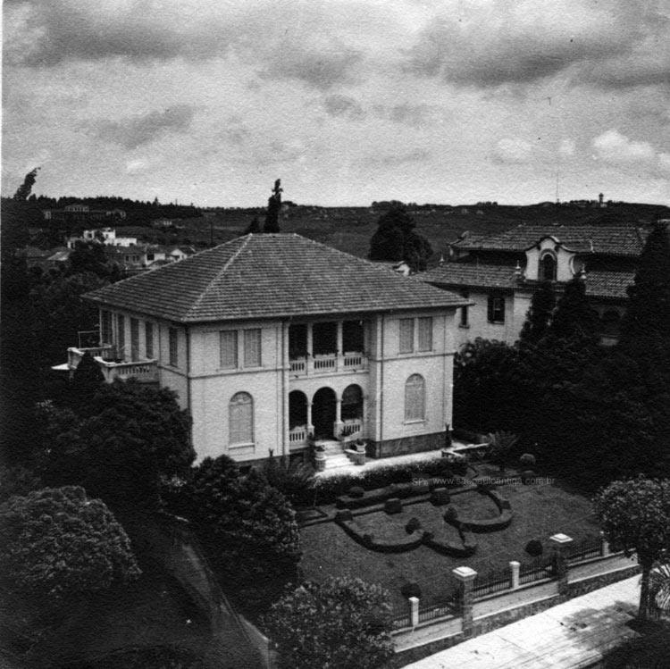 Casa em Higienópolis (1920)