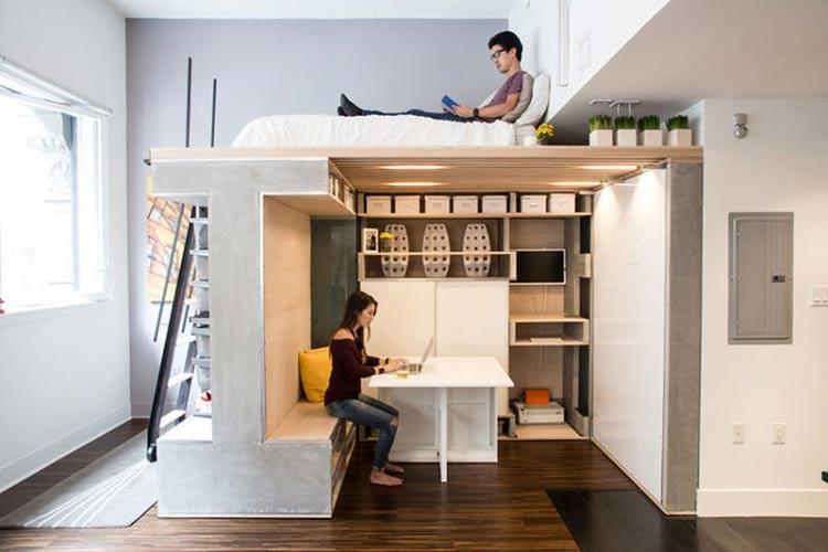 decoracao de apartamentos pequenos para homens : decoracao de apartamentos pequenos para homens:Soluções De Decoração Para Apartamentos Pequenos Pictures to pin