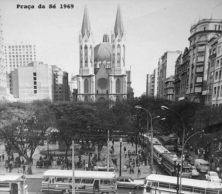 Praça da Sé (1969)