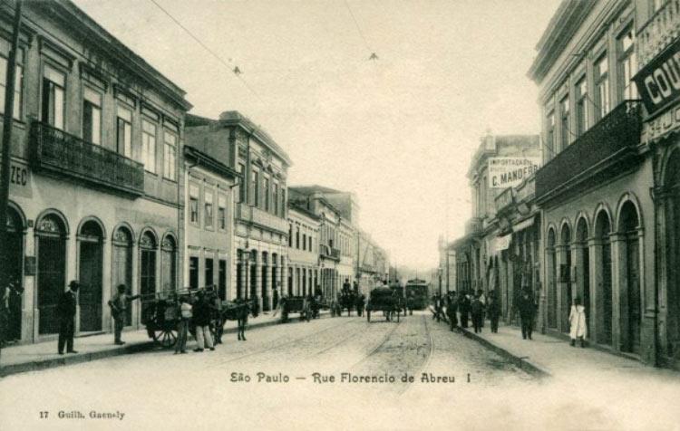 R. Florêncio de Abreu (1903)