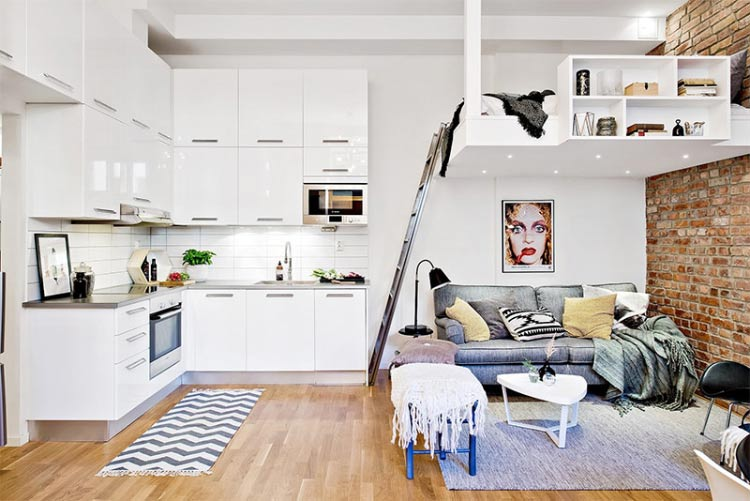 decoracao de apartamentos pequenos para homens : decoracao de apartamentos pequenos para homens:Soluções de arquitetura e decoração para apartamentos pequenos