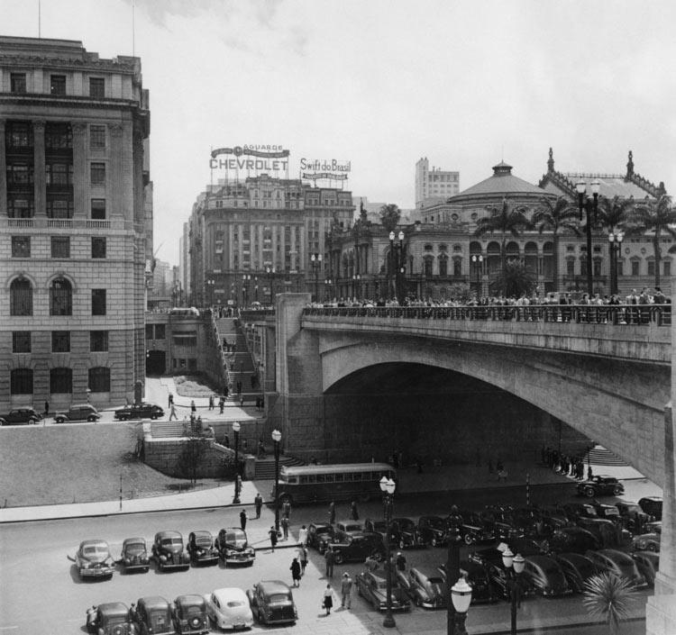 Viaduto do Chá (1955)