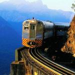 Passeio de trem de Curitiba para Morretes