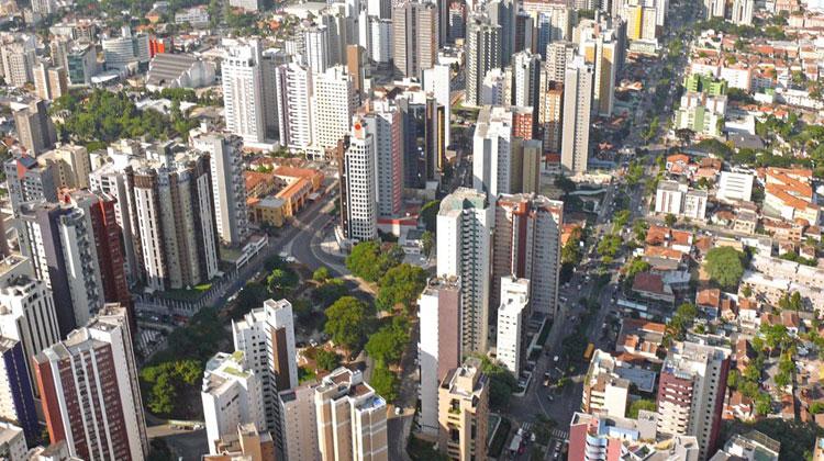 Curitiba no feriadão de setembro