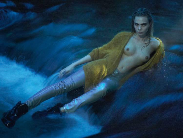 Cara-Delevingne-Topless