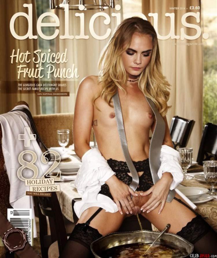 Cara delevingne sexy nude