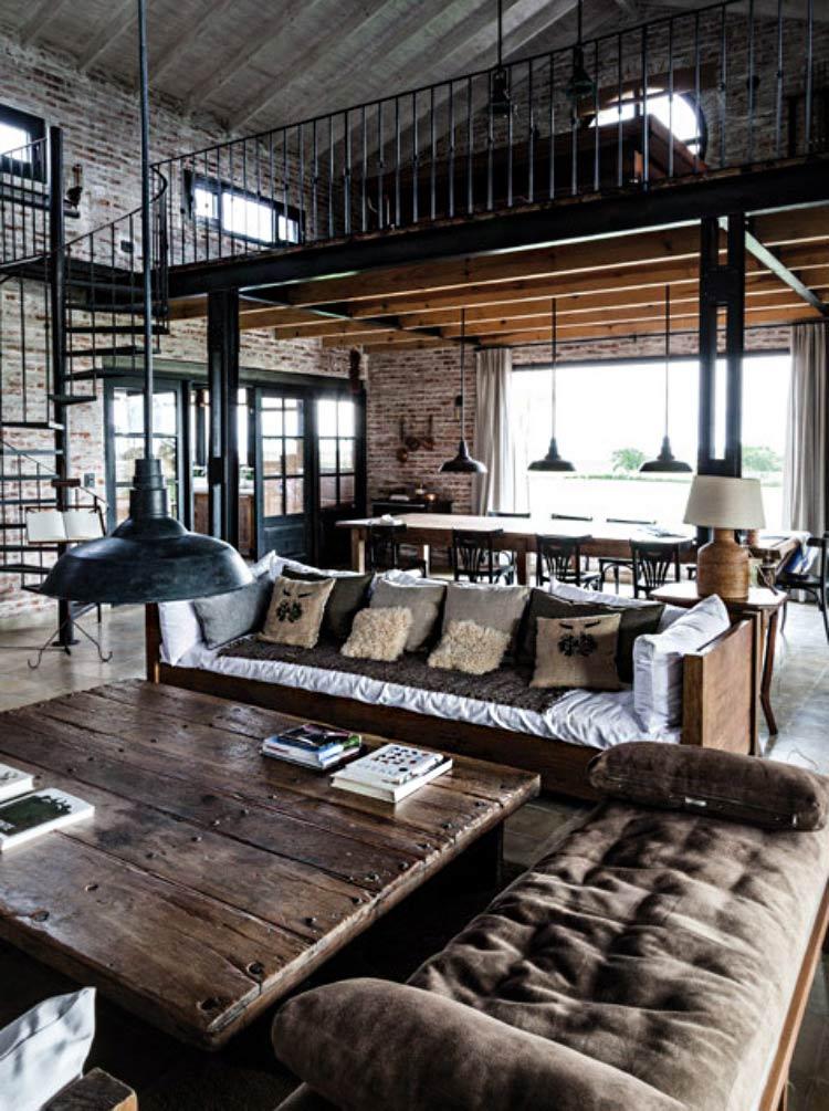 loft-rustico