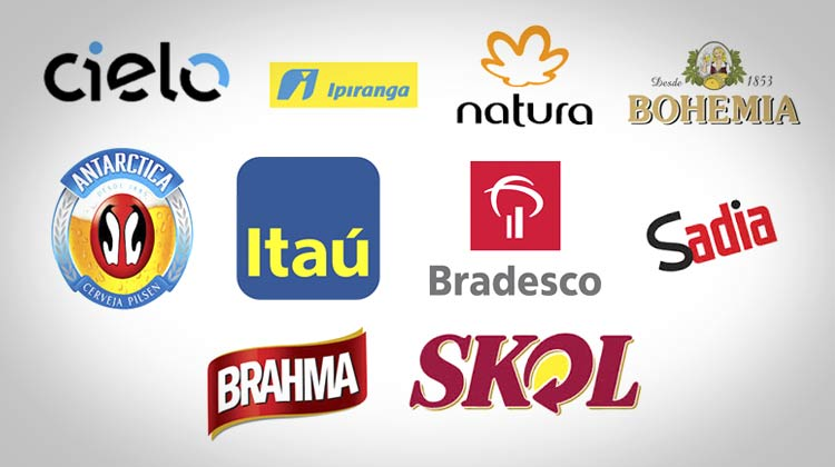 87636e56d 10 marcas brasileiras mais valiosas (2016)