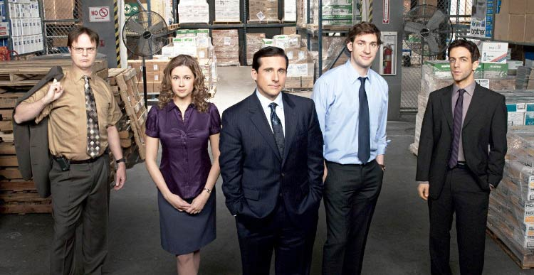 the-office-serie