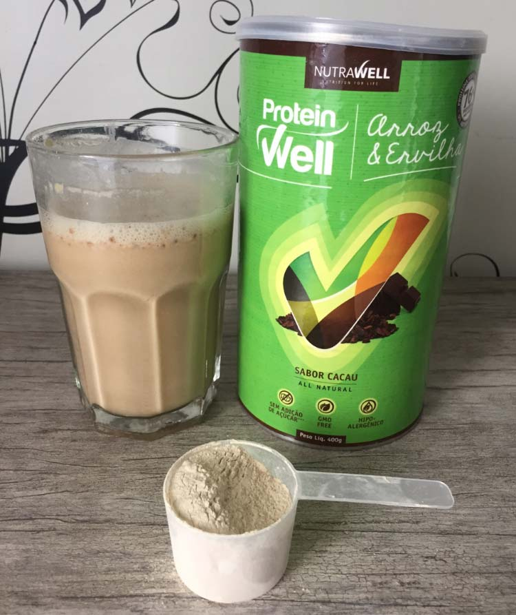 Nutrawell-proteina
