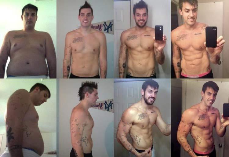 antes-depois-emagrecimento-musculos