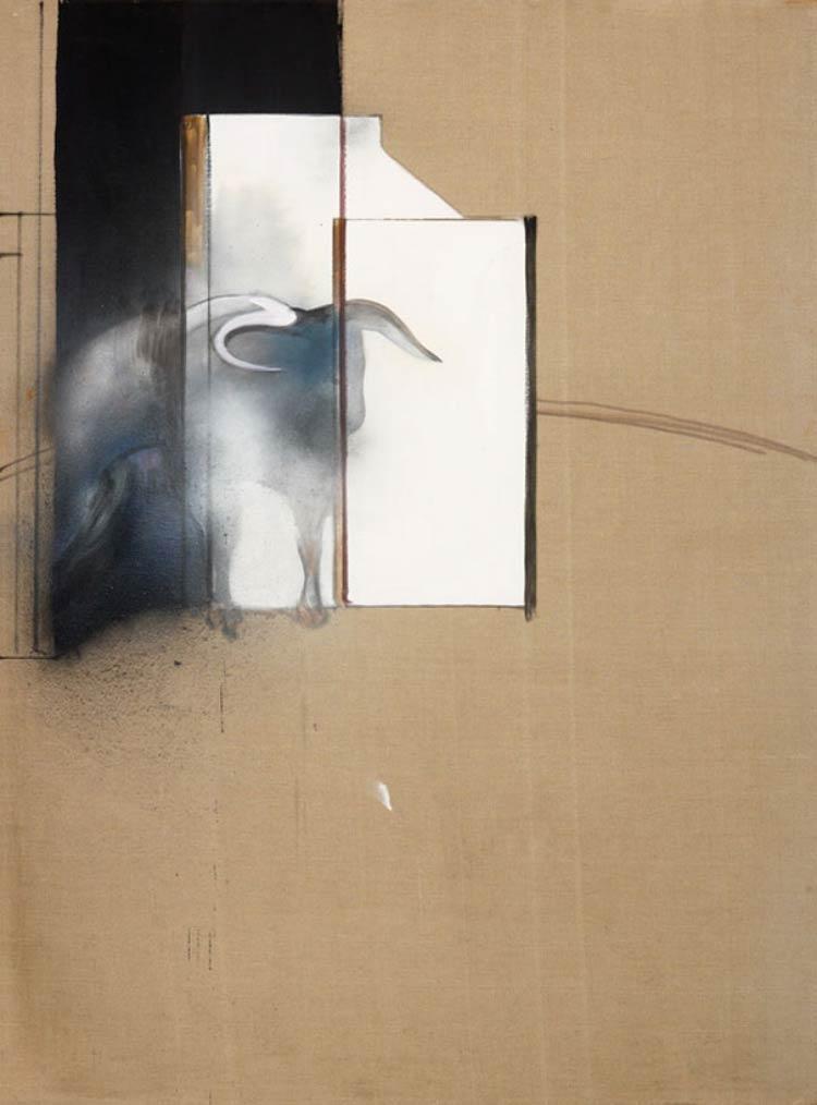 Francis-Bacon-Estudo-de-um-Touro