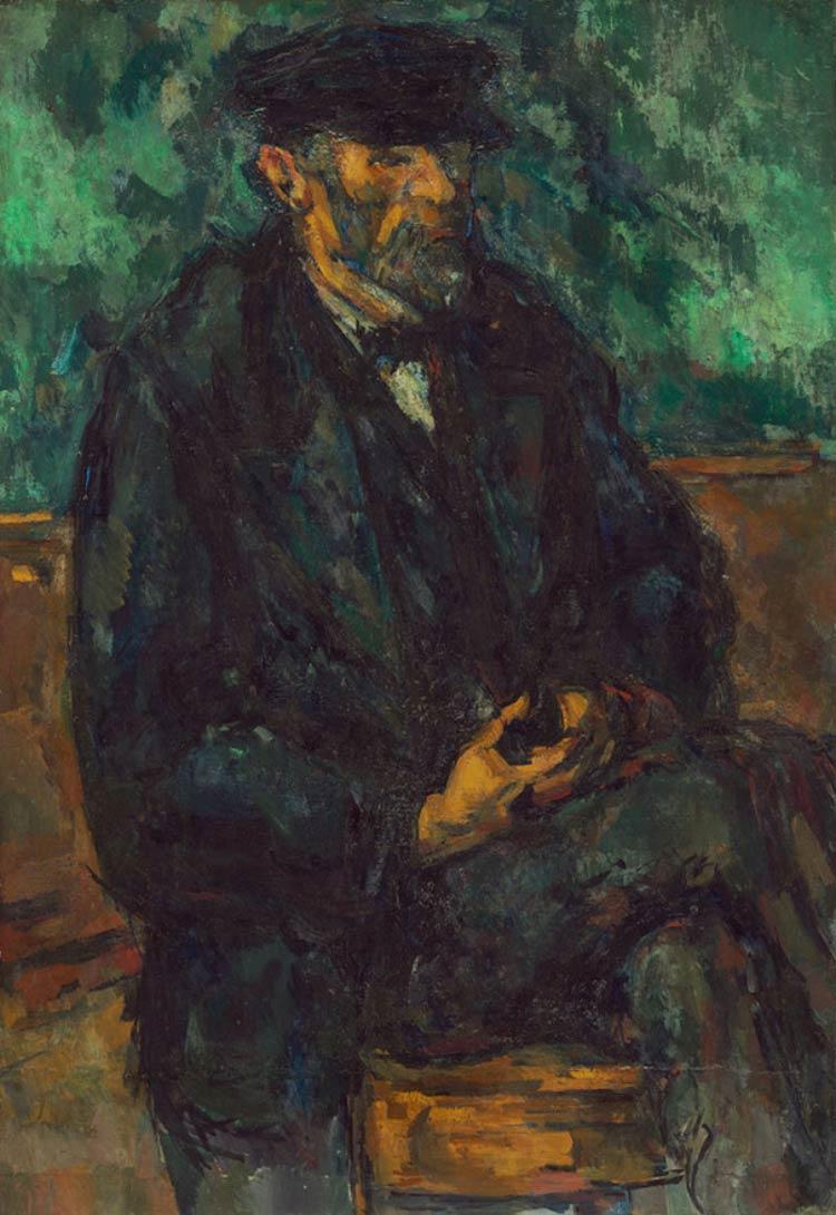 Paul-Cézanne-O-Jardineiro-Vallier