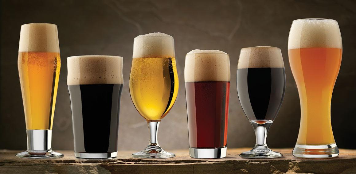 O copo certo para cada estilo de cerveja
