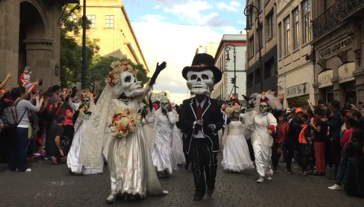 Dia de Muertos - Mexico