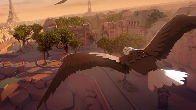 eagle-flight-game