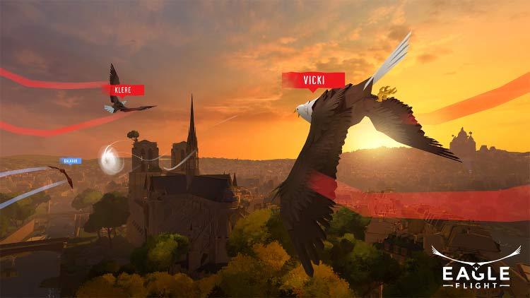 eagle-flight