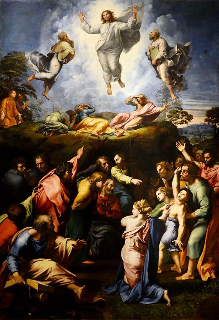rafael-a-transfiguracao