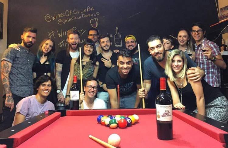 Veja como foi a nossa Wine Party de fim de ano!