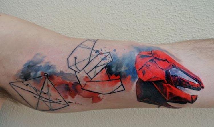 tatuagem-elefante-aquarela