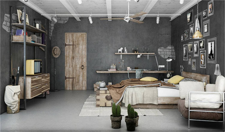 decoracao-industrial-moradia