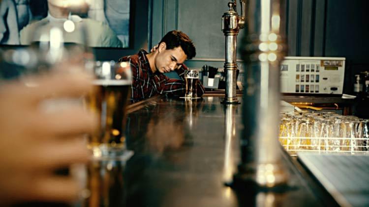 man-drinking-bar