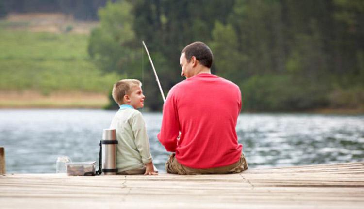 pai-filho-pescando