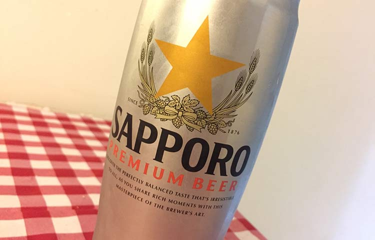Sapporo-Beer